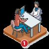 entretien médical