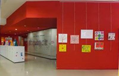 55 dessins d 39 enfants malades pour remercier les donneurs for Exposition d une maison