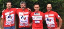 Equipe de l'association Cenomane pour les 24h du Mans