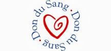 logo du don du sang repr�sentant un coeur rouge