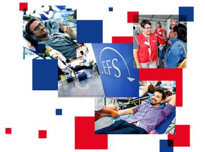 L'EFS oeuvre pour le don de sang